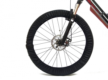 Чехлы на колеса велосипеда (2 шт.)