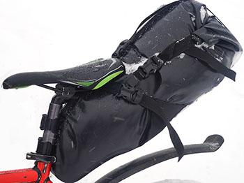 Подседельная сумка «Аква»