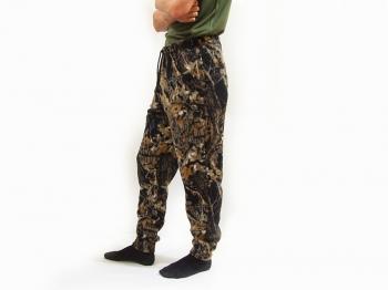 Спортивные штаны из флиса «Север»