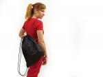 Рюкзак на шнурке затяжке