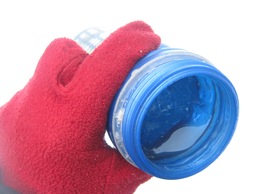 питьевая вода зимой