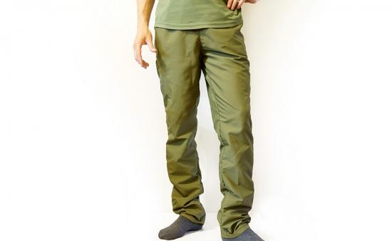 Новый цвет ветрозащитной ткани - Оливковый!