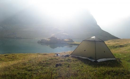 Палатка: особенности выбора
