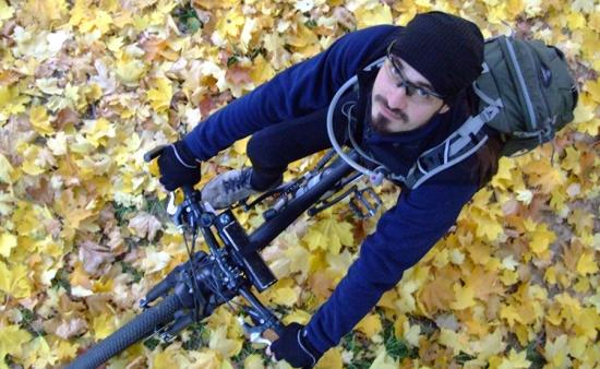 Велопоход осенью (весной): особенности