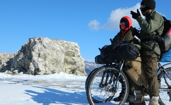 Велопоход зимой: особенности