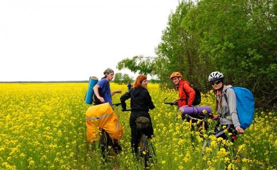 Интересные места для велопоходов по Беларуси