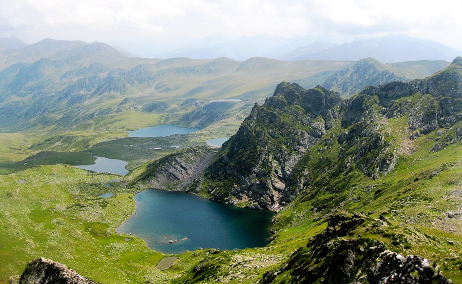 Кавказ. Отчет.